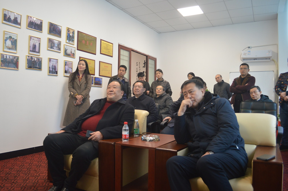 遼寧省人大副主任孫軼率團在小快智造體驗電能過濾器觸電傷人.JPG